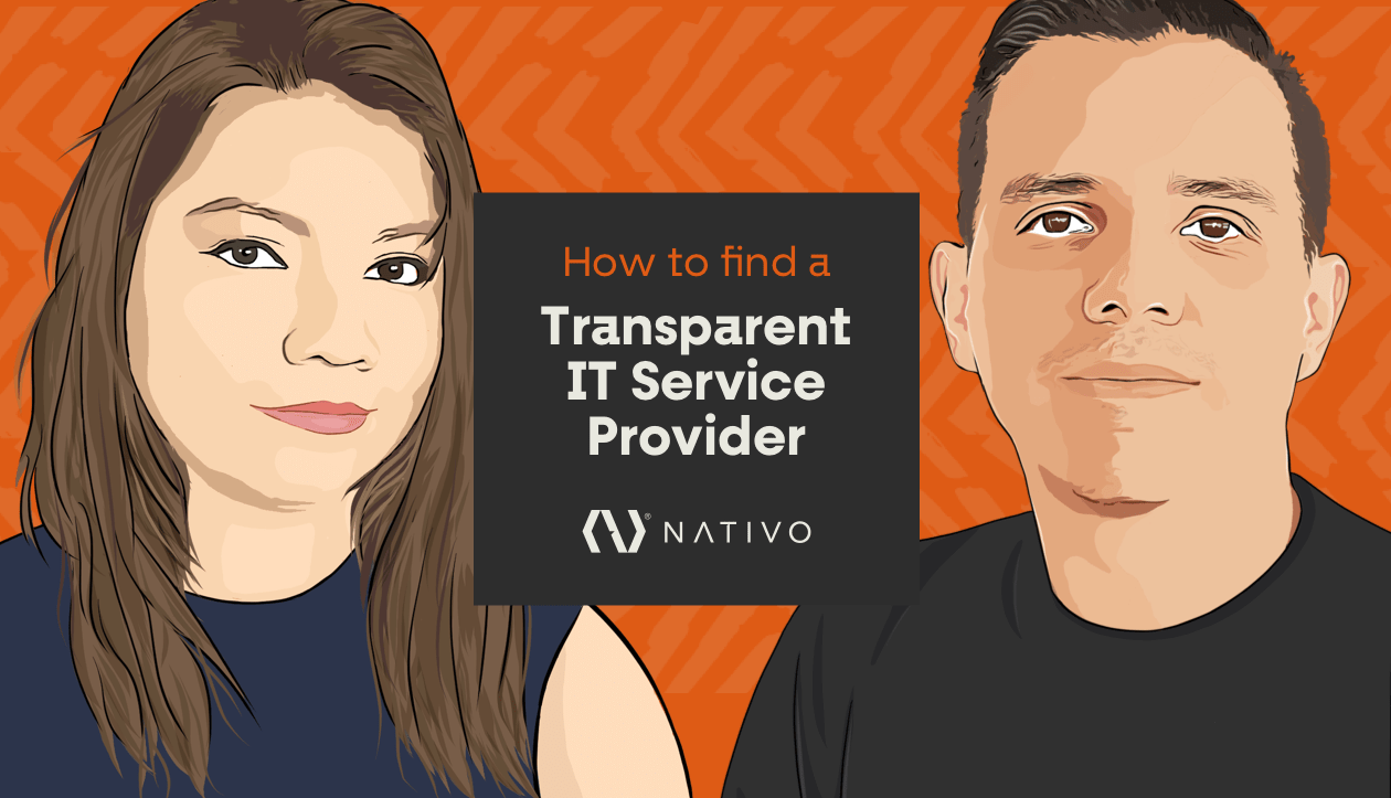 how to find a transparent it services provider